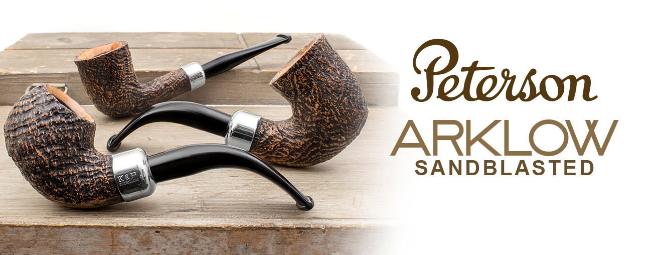Peterson Arklow Sandblasted Pipes at Laudisi Distribution Group
