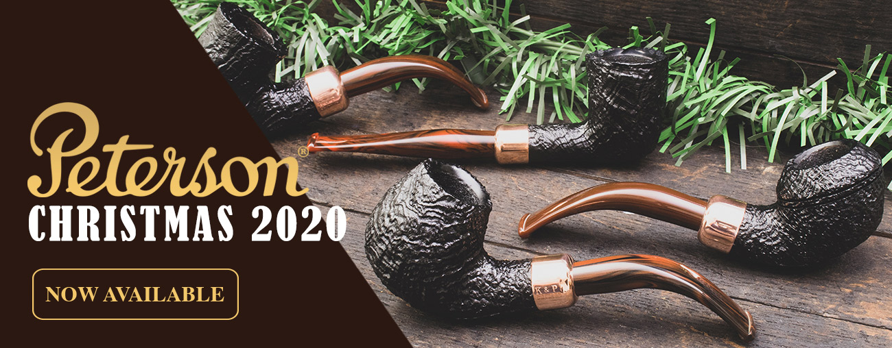Peterson Christmas 2020 Pipes